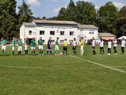 1.Vorrundenspiel TG - SV Nabern II