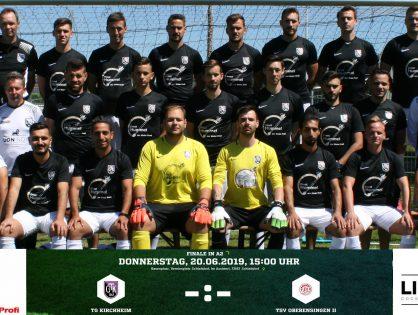 Finale in A2  TG Kirchheim-TSV Oberensingen II