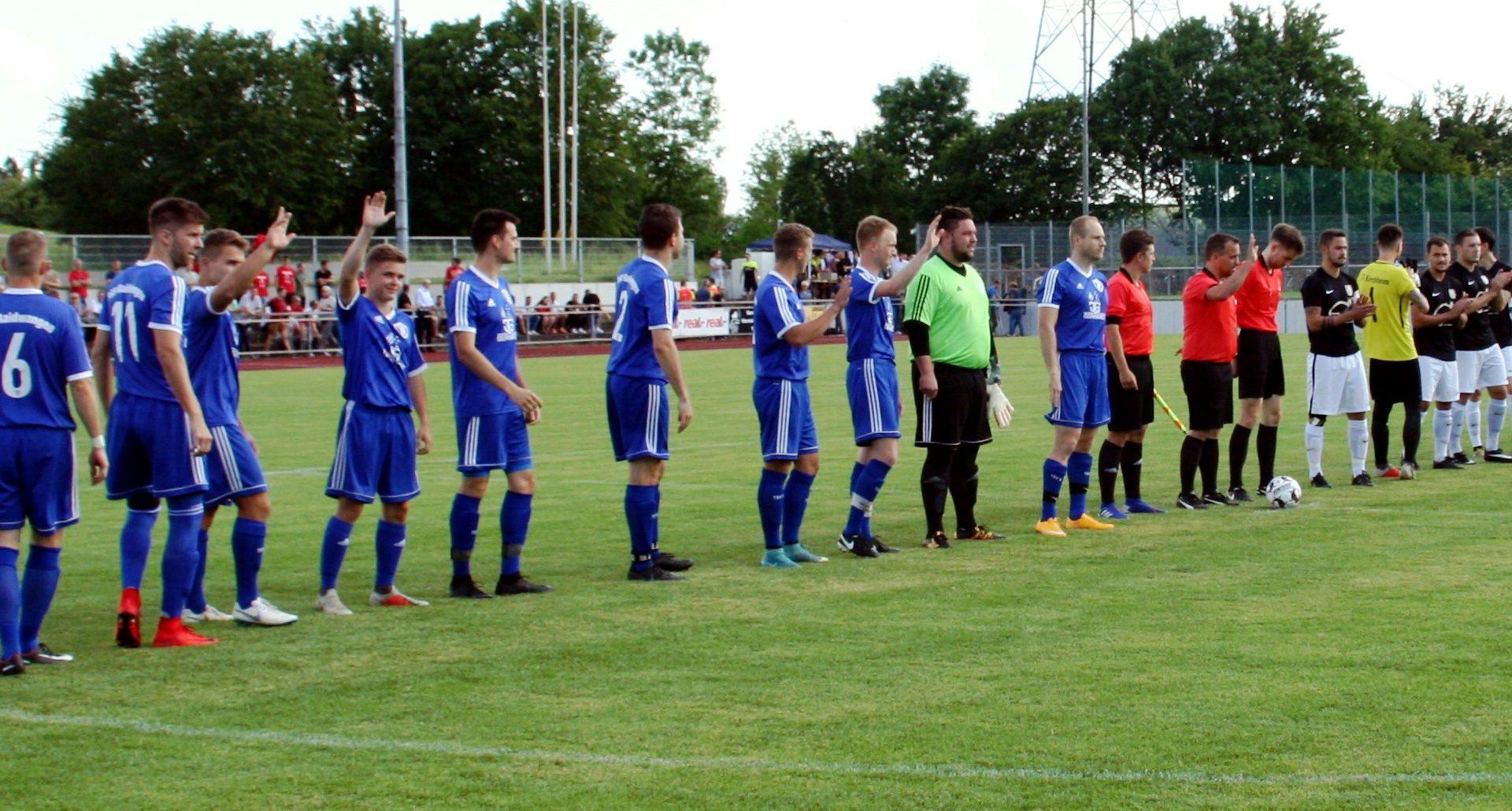 Relegation TSV Raidwangen-TG Kirchheim