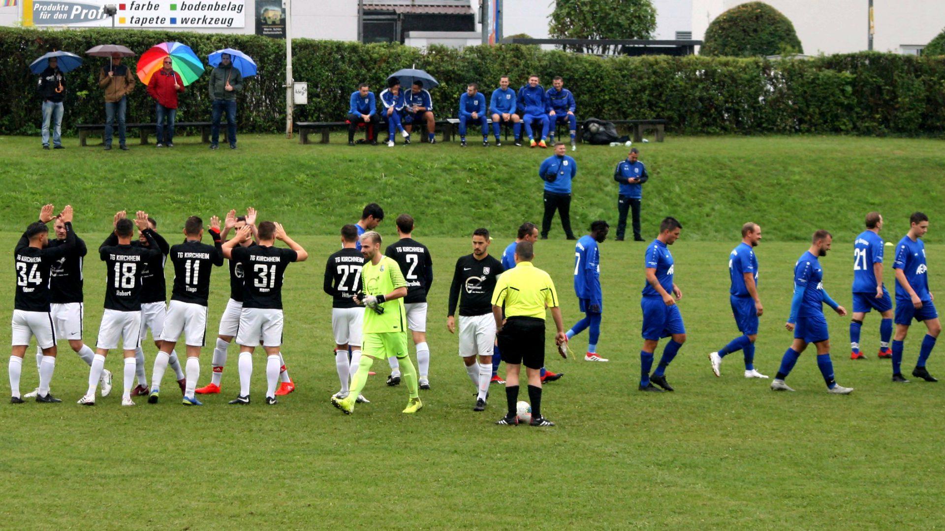 TG Kirchheim - TSV Ötlingen